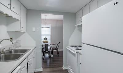 Kitchen, Gates at Summerville, 1