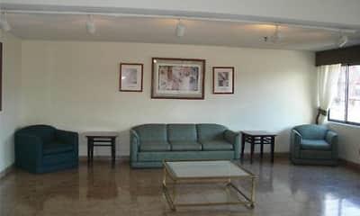Living Room, Pleasant Plaza, 2