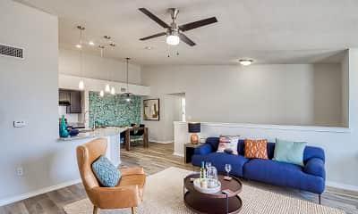 Living Room, Retreat at Mesa Hills, 1