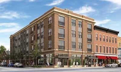 Building, 41 West, 1