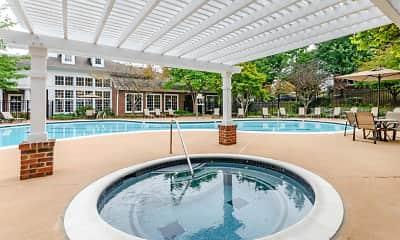 Pool, Riverstone at Owings Mills, 1