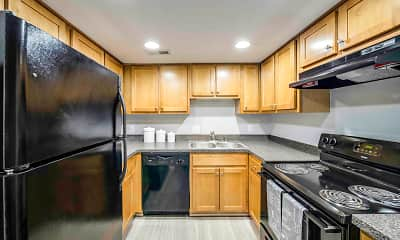 Kitchen, The Trails of North Hills, 1