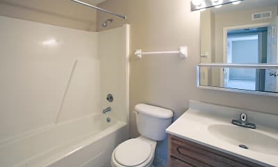 Bathroom, Crown Ridge, 2