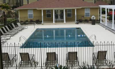 Pool, Tyler Ridge Apartments, 2