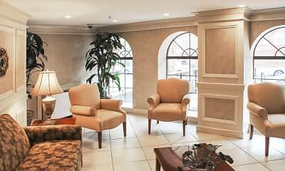 Living Room, Mount Vernon Plaza, 2
