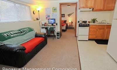 Bedroom, Fox Park Apartments, 0
