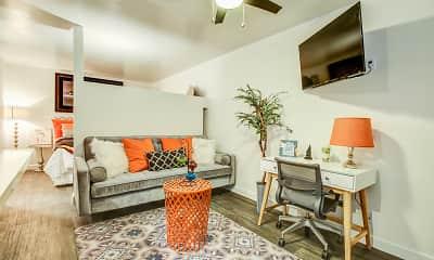Living Room, Studio 710, 1