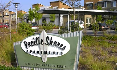 Pacific Shores Apartments, 0