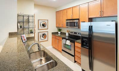 Kitchen, Bell Annapolis on West, 1