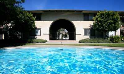 Pool, Rancho Del Monte, 1
