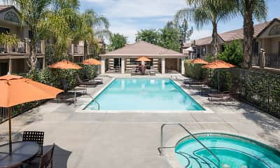 Pool, Cypress Villas Apartment Homes, 0