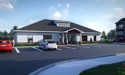 Building, Premier Flats, 1