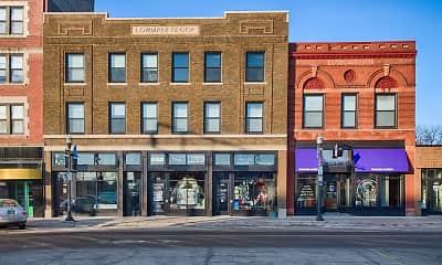 Building, Lowman-Hadeland Apartments-Downtown Fargo, 0