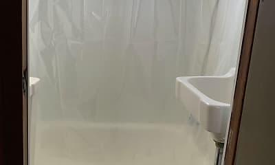 Bathroom, St. Andrew Place Trailer Park, 2