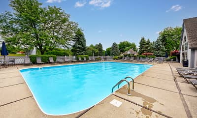 Pool, Waters Edge Luxury Apartments, 0