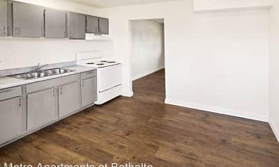 Kitchen, Metro Apartments at Bethalto, 0