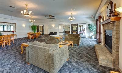 Living Room, The Kingston Green, 0