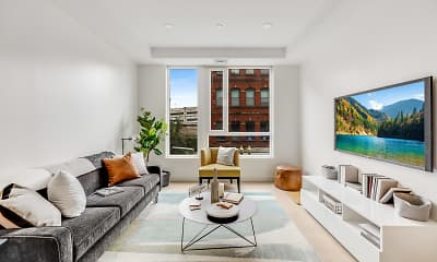 Living Room, Caldwell, 1