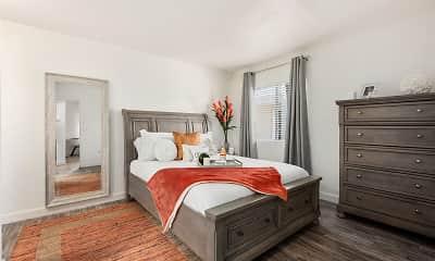 Bedroom, The Molino Tempe, 2