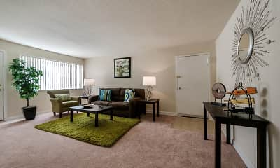 Living Room, Oxon Hill Village, 2