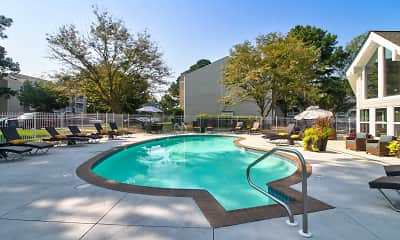 Pool, Stonebridge Apartments, 1