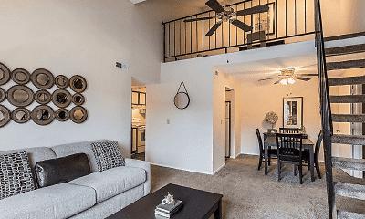 Living Room, Partridge Meadows, 1