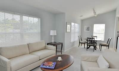 Living Room, Rosemont Brookhaven, 1
