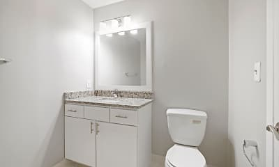 Bathroom, 222 Saratoga, 2