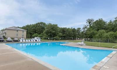 Pool, Kentwood Village, 0