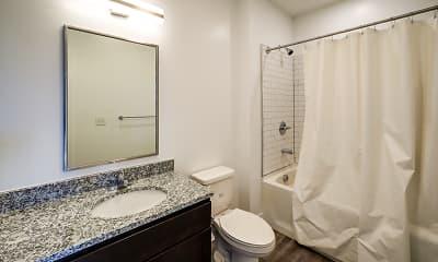 Bathroom, The Barlow, 2