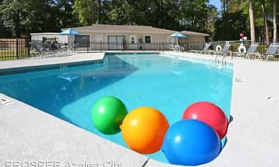 Pool, PROSPER Azalea City, 0