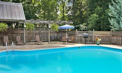 Pool, Oak Manor Apartment Homes, 0