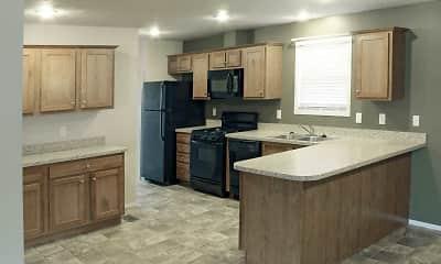 Kitchen, Hamlin MHC, 0