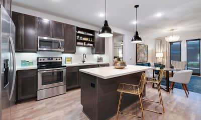 Kitchen, Gables Water Street, 0