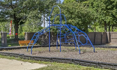 Playground, Hidden Creek, 2