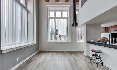 Living Room, Lowertown Commons, 0