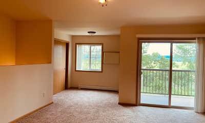 Living Room, Moon Lake Estates, 1