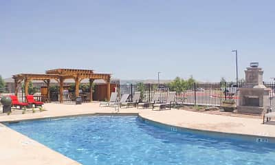 Pool, Boulder Bay, 1