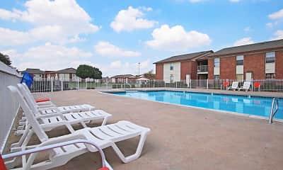 Pool, Crossings at Oakbrook, 0