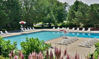 Pool, The Village, 2