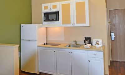 Kitchen, Furnished Studio - Fairbanks - Old Airport Way, 1