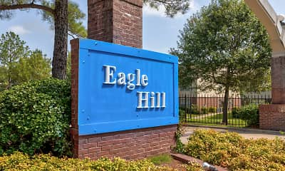 Community Signage, Eagle Hill, 2