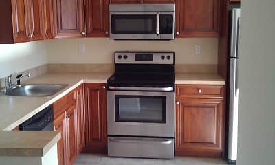 Kitchen, Fairfield Gardens At Port Jefferson, 2