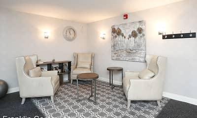 Living Room, Chestnut Hill South, 2