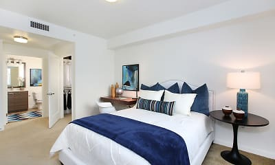 Bedroom, Tempo Riverpark, 2