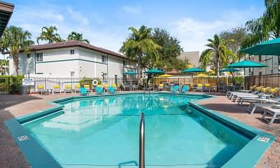 Pool, Nova Central, 2