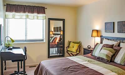 Bedroom, South Glen, 2