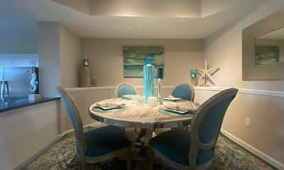 Dining Room, Polo Lakes At Wellington, 2
