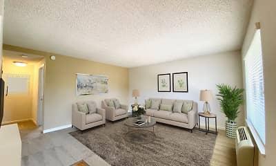 Living Room, Vista Pointe, 2