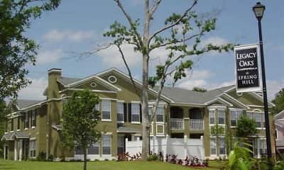 Building, Legacy Oaks at Spring Hill, 1